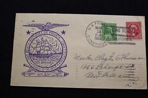 Naval-Cubierta-1933-de-BARCO-Cancelado-Welcome-To-Largo-Beach-U-S-F
