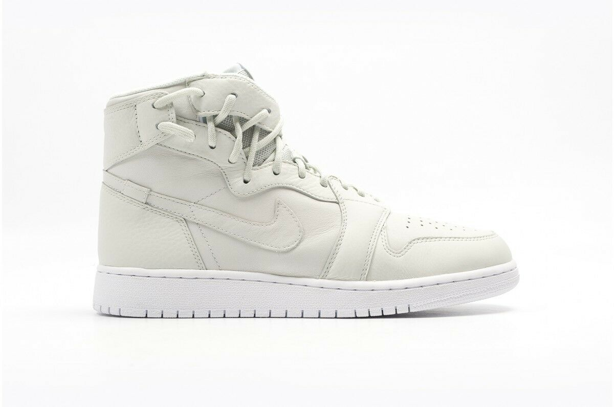 Nike WOMEN'S AJ1 Rebel XX Off White SIZE 11, FITS MEN'S 9.5 CUSTOMIZABLE Jordan