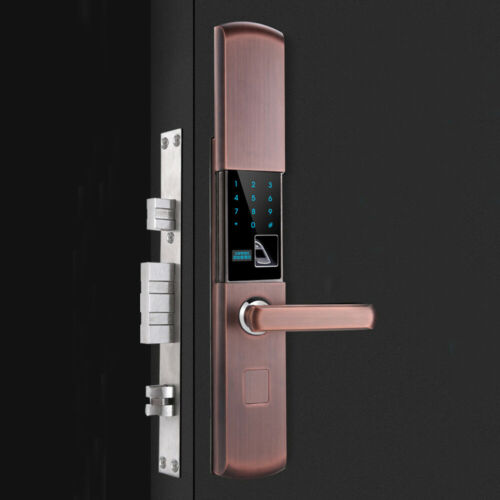 Fingerprint Fingerabdruck Touchscreen Keyless Türschloss IC Scanner USB IOS