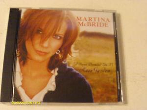 Martina Mcbride Rose Garden Cd Single 2005
