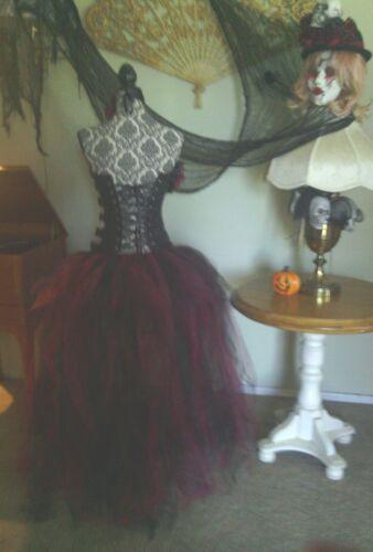 Dia de Los Muertos costume New Sz S-M Day of the dead costume