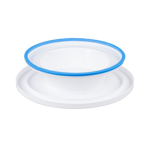 "11/"" Revolving Cake Turntable Decorating Elegnt White Stand Non-Slip Base,US sale"