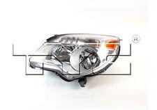 TYC Left Side Halogen Headlight Assy For Chevrolet Equinox LS/LT 2010-2015 Model