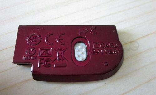 Battery Door Cover Lid Cap Repair Part Replacement For Nikon L24 Red