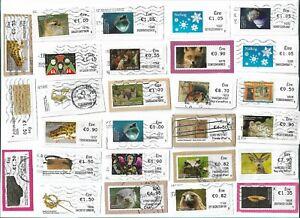 Ireland-SOAR-Definitive-Stamps-x-50-Used-Batch-2