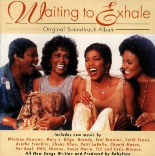 1 of 1 - Waiting to Exhale by Original Soundtrack (CD, Nov-1995, Arista)