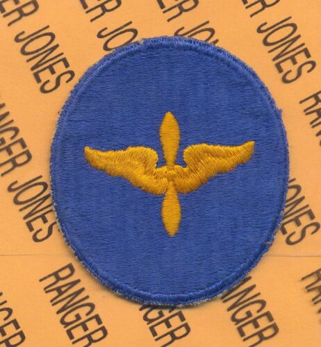 USAAF Army Air Force Cadet patch fully embroidered f//e #5