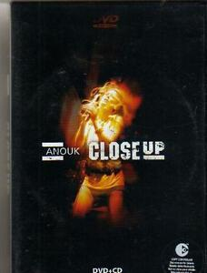 DVD-CD-ANOUK-CLOSE-UP-live-in-concert-REGION-2-EUROPE
