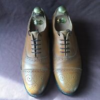 Samuel Windsor Classic Men's Brogues UK Size 7.5