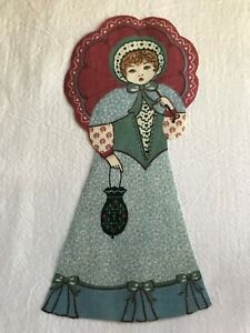 Victorian-Courtship-Doll-1-Iron-On-Fabric-Appliques-6-3-4-034-Tall-C