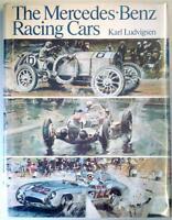 MERCEDES BENZ RACING CARS KARL LUDVIGSEN CAR BOOK