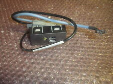 Dell Dimension 3000 Audio,USB Front I/O Control Panel J0016 & Cable M1379