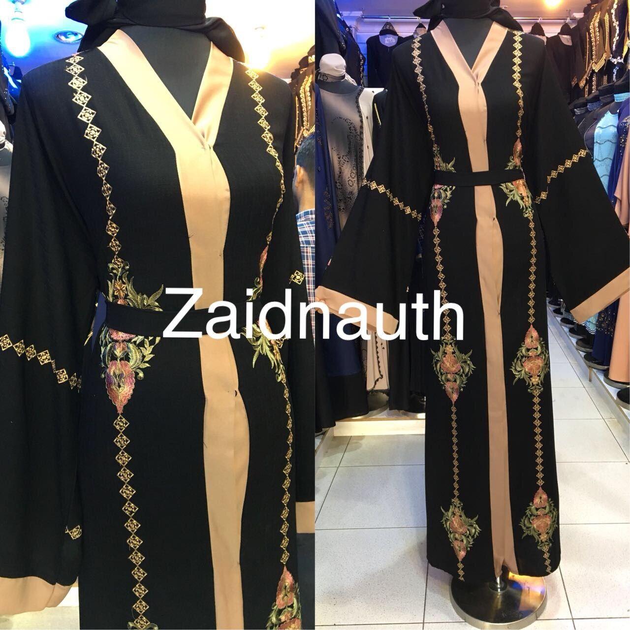 New open front abayas abayas abayas dress islamic wear saudi women dress.size 54.&56 2018 3bd400