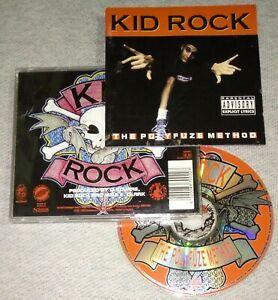 KID ROCK / the polyfuze method OOP rare hip hop rap | eBay