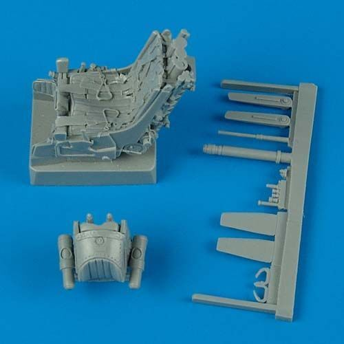 Neu Quickboost 32050-1:32 MiG-29A ejection seat with safety belts