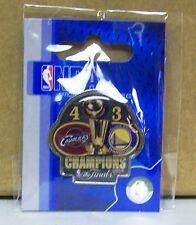 2016 Cleveland Cavaliers NBA Championship Finals Collectors Lapel Pin Score 4-3