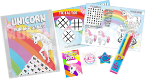 Pre-Filled-Unicorn-Party-Bag-Children-039-s-Parties-Wedding-Birthday-Rewards-Rainbow