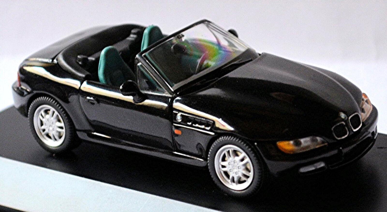 BMW Z3 Roadster E36 7 - 1995-99 nero nero 1 43 Schuco