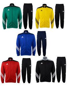 mens-Adidas-Full-Zip-Tracksuit-Jogging-Bottoms-Top-Sports-Football-Tracksuits