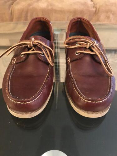 usados barco para en 11 pero Zapatos condiciones tamaño hombre bajo de buenas xBa70