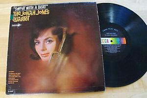Jonah-Jones-Quartet-Sweet-With-a-Beat-Very-Rare-Vintage-LP-Decca-DL4800