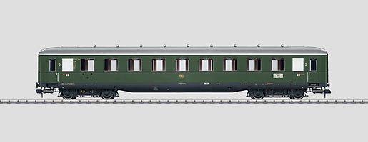 58144 grembiuli-treno rapido Carro DB 2.kl.b4üwe ep3 verde NUOVO OVP