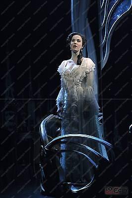 Sierra_Boggess :Stage Actress : Phantom of the opera, love never dies