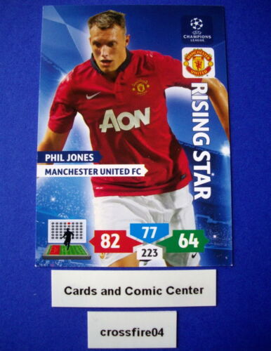 Panini adrenalyn Ligue des champions 2013 2014 13 14 rising star choisir//Choose
