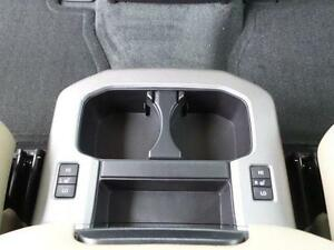 2000-2007 fits Sequoia Center Console Rear Cup Holder Insert Drink Liners