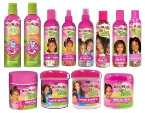 Details zu African Pride Dream Kids Olive Miracle Hair Products (Full Range)