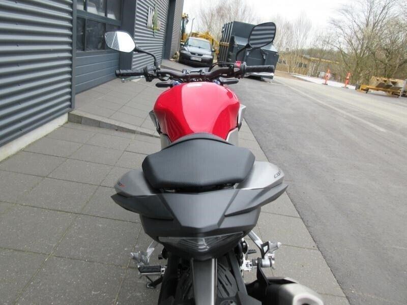 Honda, CB 500 FA, ccm 471