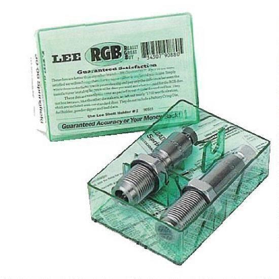 LEE 90873  LEE PRECISION RGB 2-DIE SET  243 WINCHESTER  90873