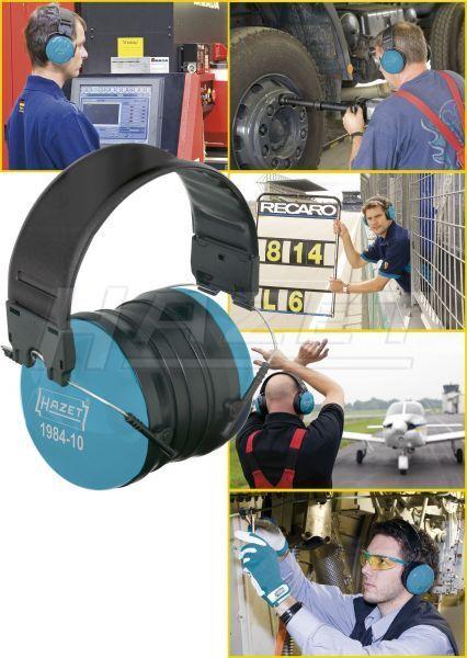 Hazet Profi-Gehörschutzkapsel - 1984-10, Gehörschutz, Kapselgehörschutz