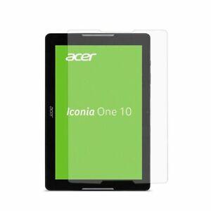 Verre Trempé Acer Iconia Tab Un 10 B3-A30 B3-A32 Screen Guard Affichage Film