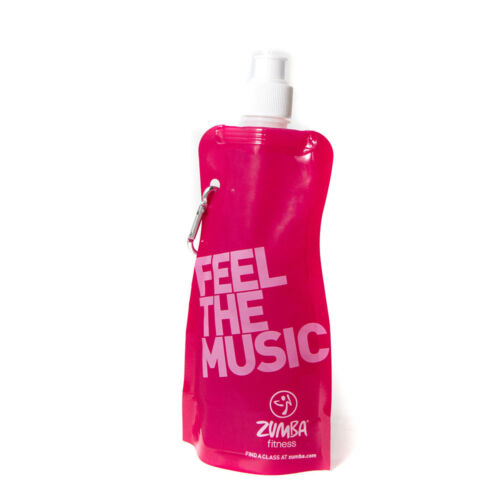 4 Pack Green Berry Zumba Join the Party Water Pouch