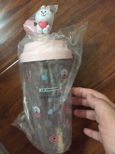 2017 Hong Kong 7-11 LINE FRIENDS X LE CREUSET Cutlery Set CONY Rabbit
