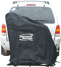 Heavy Duty Mobility Hitch Power Wheelchair Travel Transport Cover