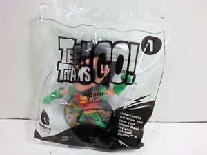 McDonalds-Happy-Meal-Toy-DC-Comics-Teen-Titans-Go-Robin-Figure-2017-sealed