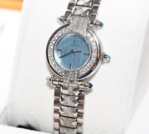 Corum Uhr 750er Gold Diamanten Papiere Ref 2431869 Ebay