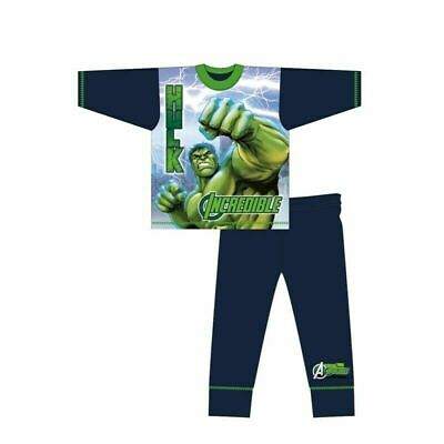 BNWT OFFICIAL SUPERHERO POKEMON LONG SLEEVE PYJAMAS PJS AGES 4 TO 10 YEARS