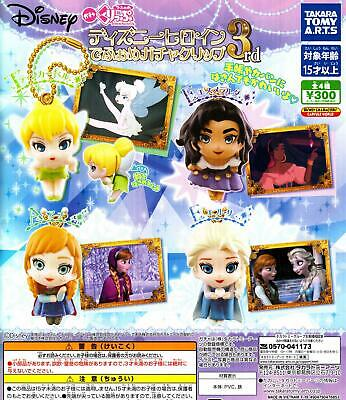 TTA Bakugan Battle Planet stand figures Gashapon 4 set mini figure capsule toys