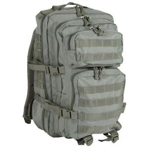 TACTICAL COMBAT BACKPACK US MOLLE MODULAR ASSAULT PACK ARMY RUCKSACK ... 68d388396ea84