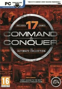 Command-and-Conquer-the-Ultimate-Collection-PC-Origin-Download-Key-Only