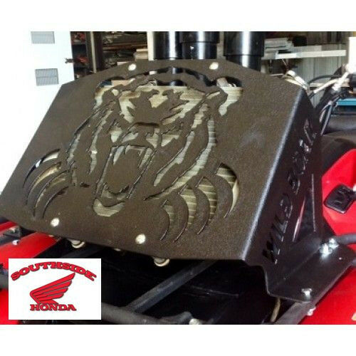WILD BOAR RADIATOR RE-LOCATOR KIT YAMAHA GRIZZLY 550 700 2007-2013