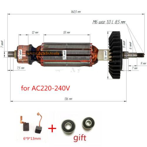 Fotor Replace for MAKITA  GA5030 GA4530 GA4030 GA5034 GA4534 GA4031 GA4030R