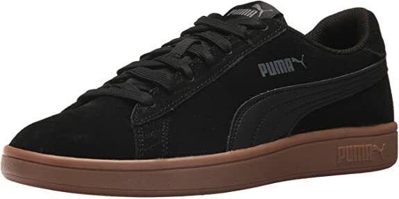Size 8 - PUMA Smash V2 Black Gum for sale online | eBay