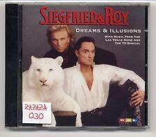 V.A. CD Siegfried & Roy - Dreams & Illusions incl. michael jackson enigma ELO II