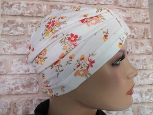 Chemo Leukemia Hair Loss turban Headwear for Cancer Jersey Hat