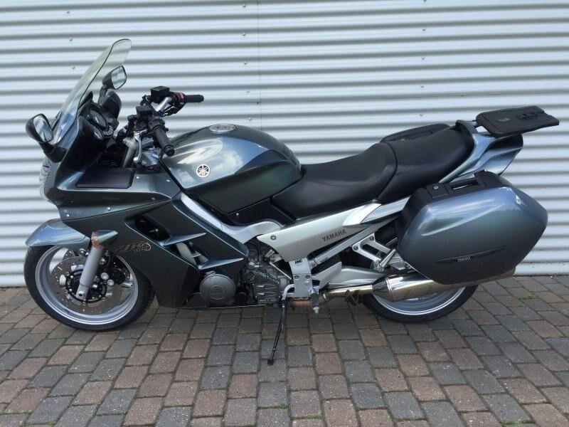 Yamaha, FJR 1300, 1298