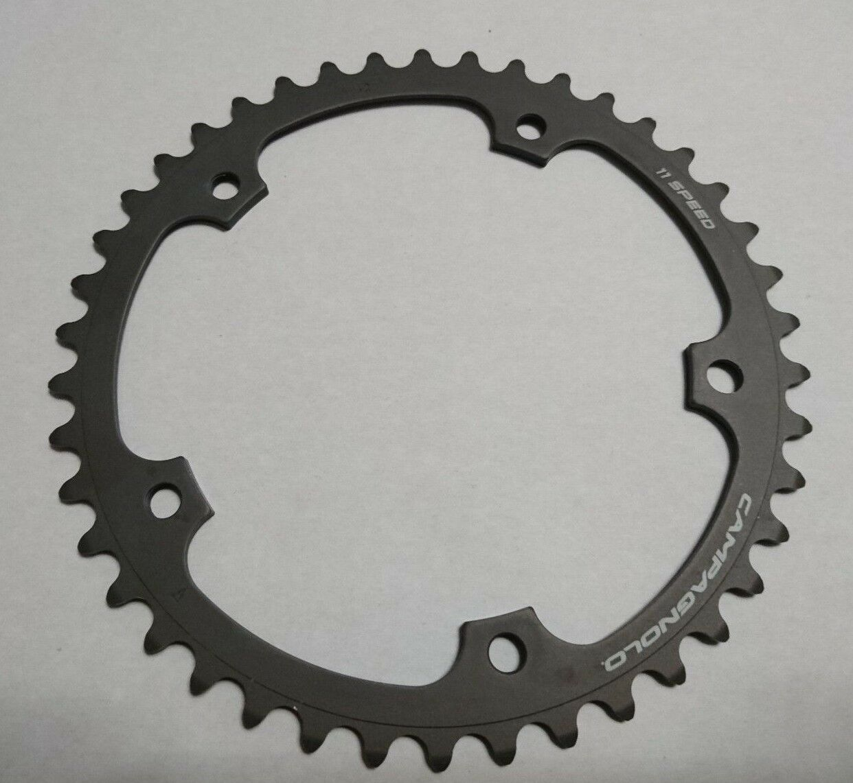 Campagnolo Super Record 42T Chainring 11speed for 53 54  55 56 Inner , 5 hole  quick answers